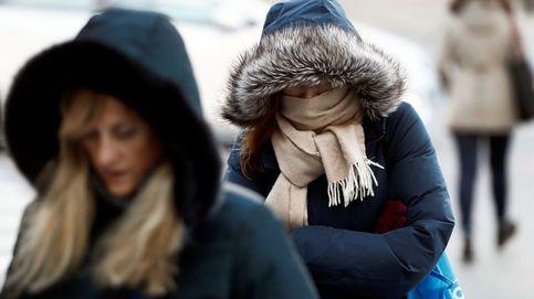 Llega una masa de aire de Groenlandia: 10ºC menos, lluvias y copiosas nevadas