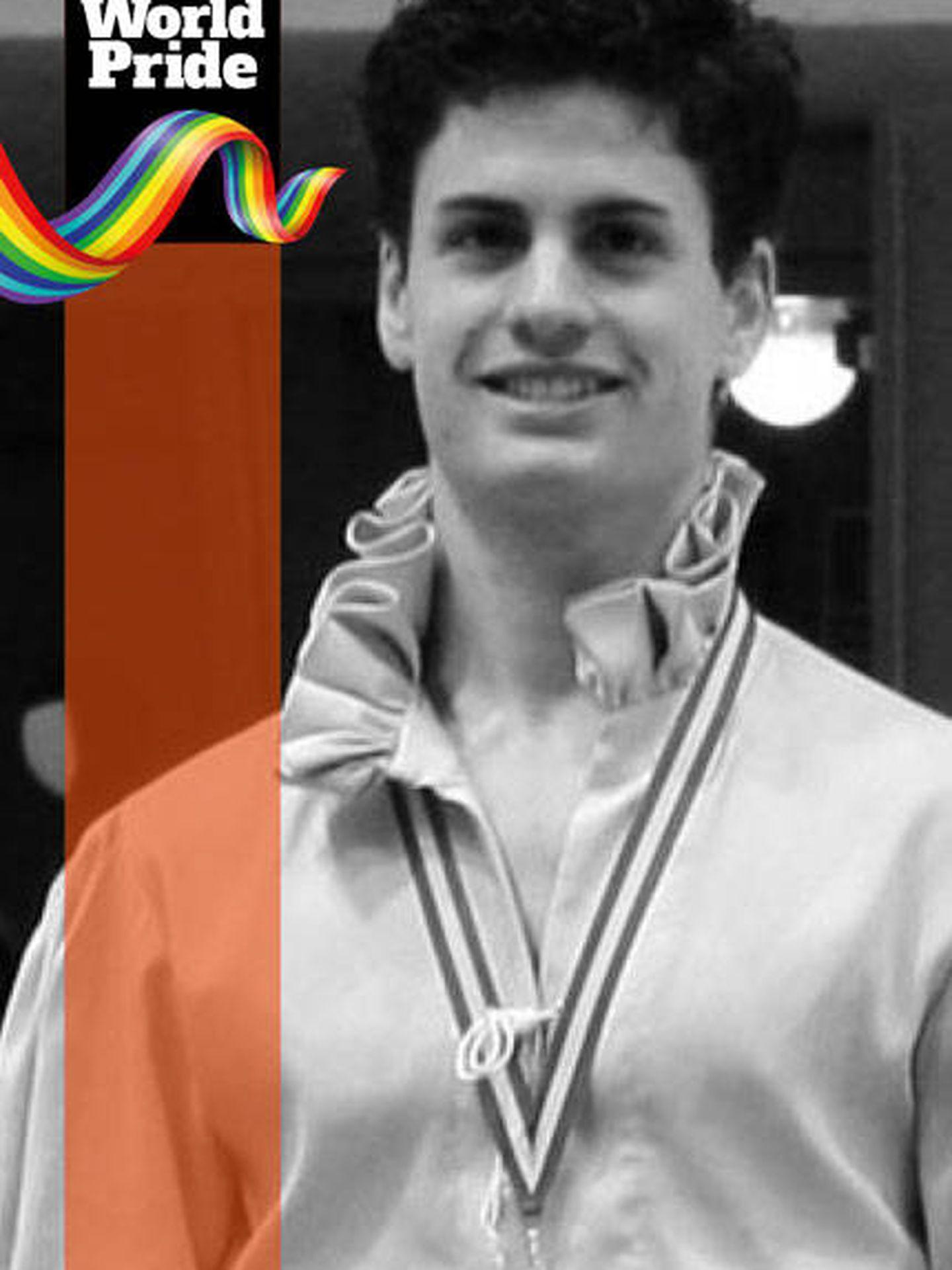 Orgullo LGTBI 2017: Javier Raya.