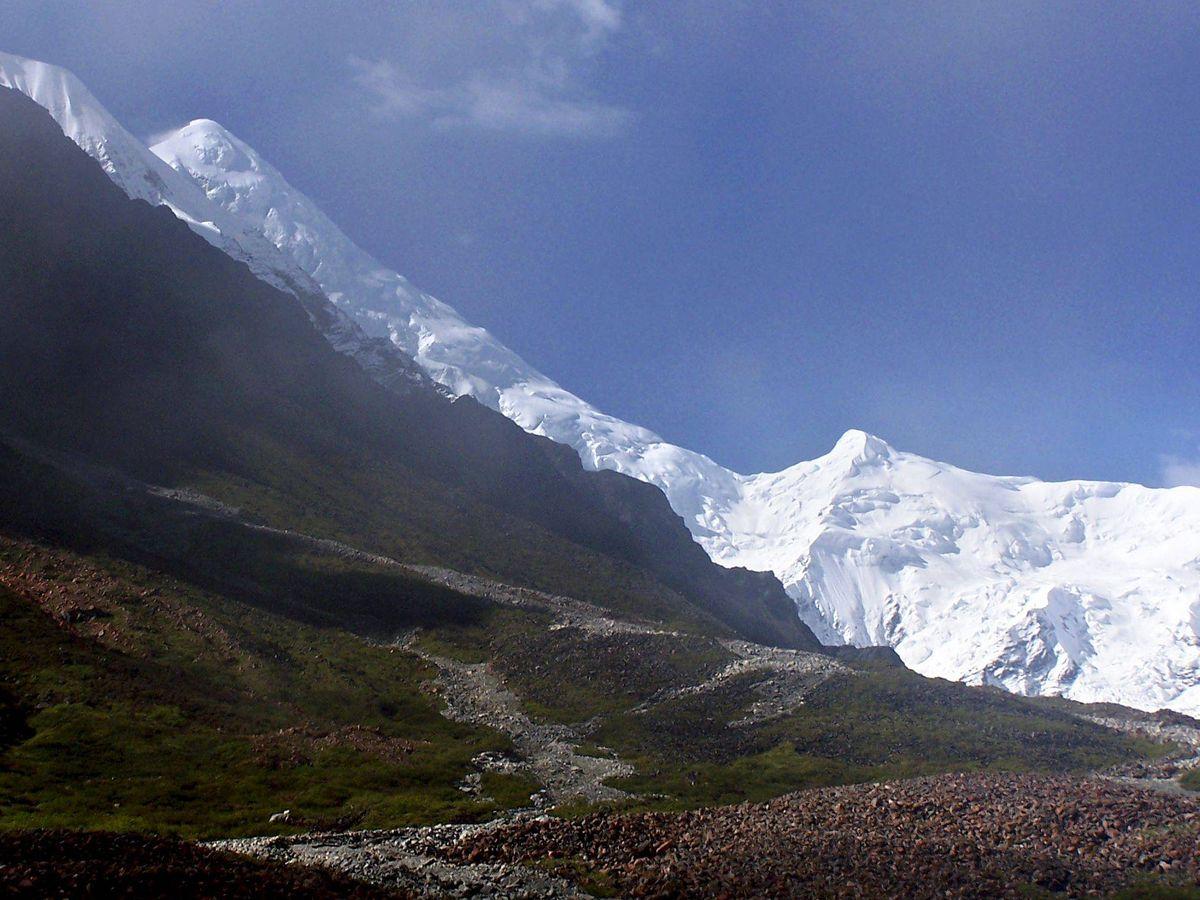 Foto: ¿Por qué los aviones comerciales no vuelan sobre el Tíbet? (EFE)