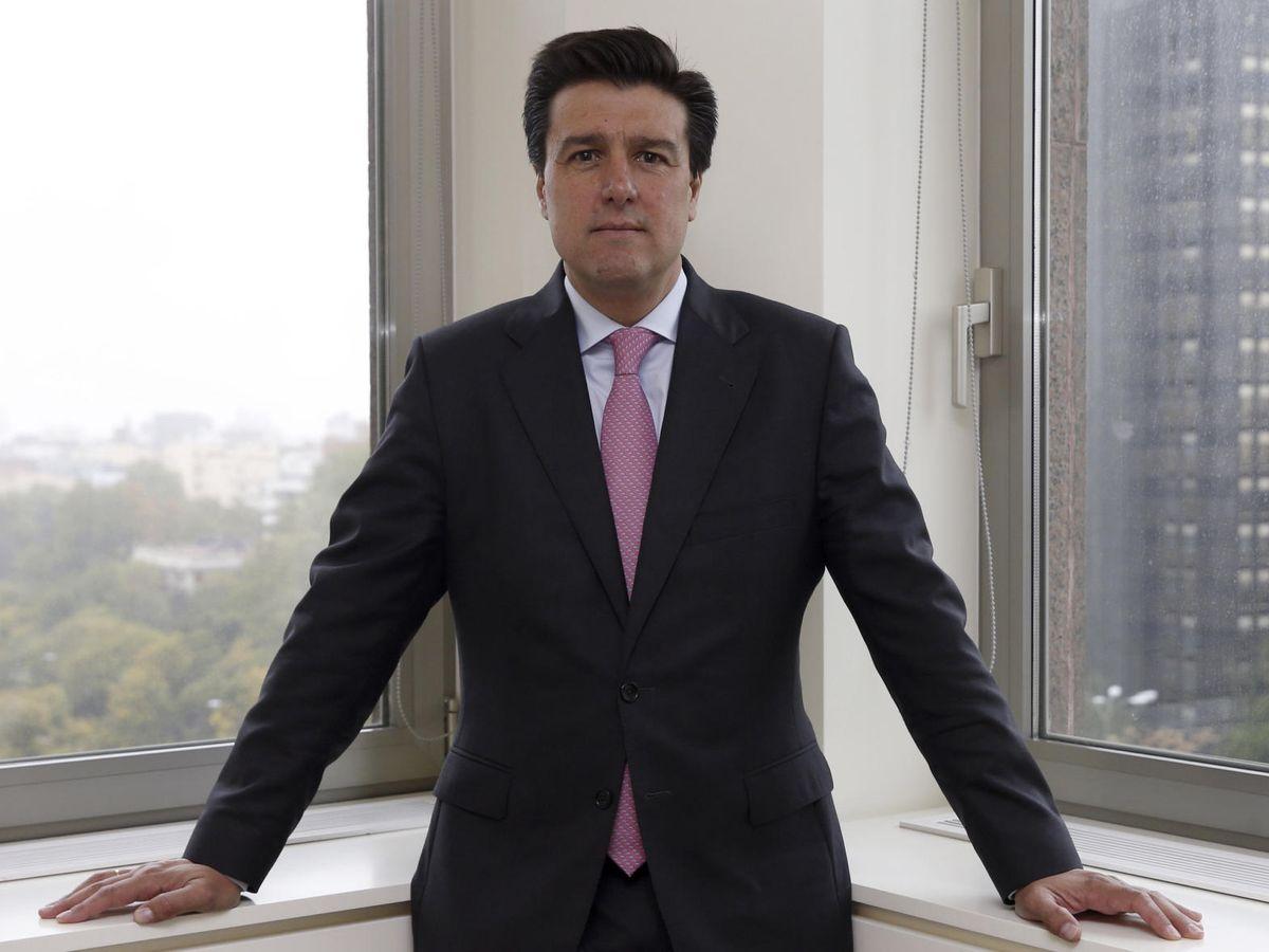 Foto: Ismael Clemente, consejero delegado de Merlin.