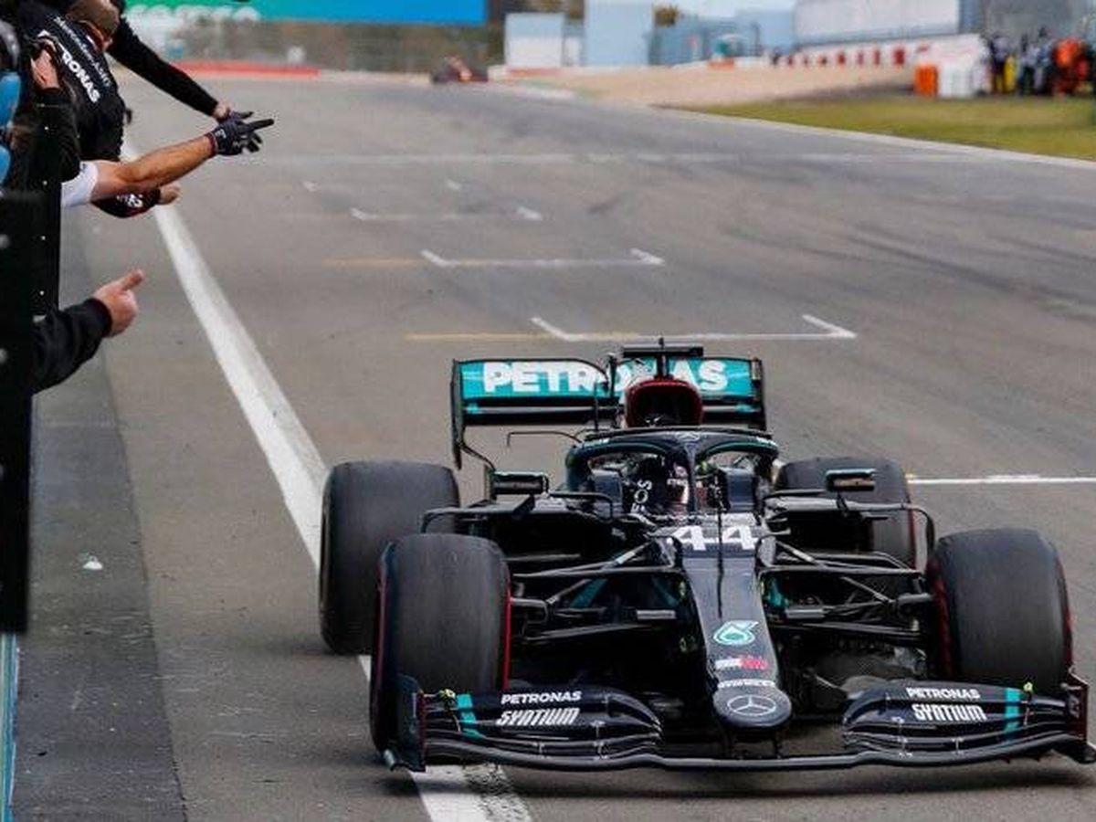 Foto: Según James Allison, responsable técnico de Mercedes, los cambios para 2021 son de tal calibre que, aplicados a solo a su monoplaza, le llevarían al último puesto