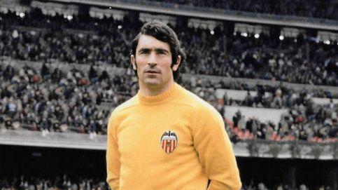 Muere Abelardo, portero histórico y campeón de Liga y Copa con el Valencia