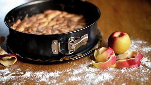 Los pasos para hacer un bizcocho de manzana de forma fácil