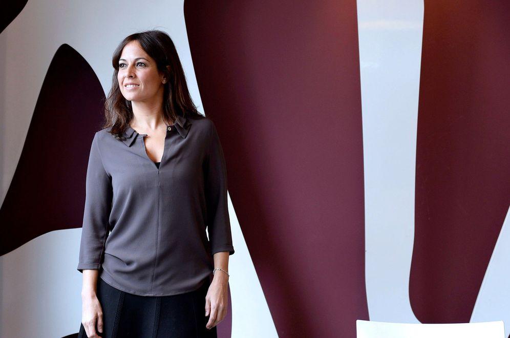 Foto: La periodista Mara Torres, última presentadora titular de 'La 2 Noticias', en diciembre de 2017 en Valladolid. (EFE)