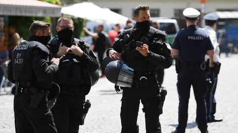 Varios muertos en un apuñalamiento múltiple en Alemania