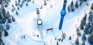Post de Un Swatch olímpico