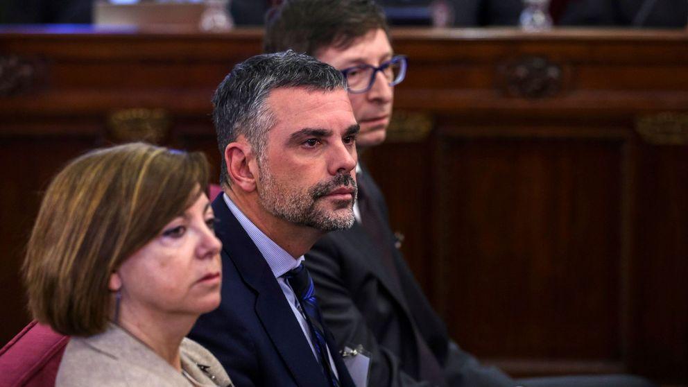 El tribunal del 'procés' no devuelve a Santi Vila su fianza de 50.000 euros