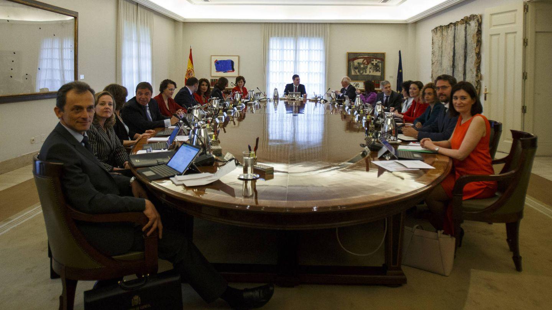El edificio que alberga el Consejo de Ministros sería visitable. (Getty)