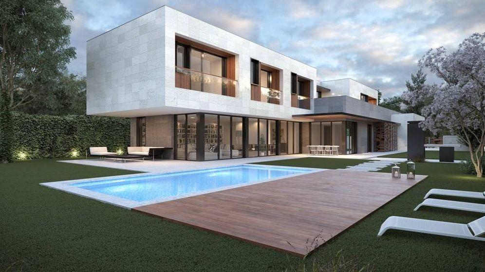 Foto: Promoción Las Lomas de Boadilla, de Quabit Inmobiliaria.