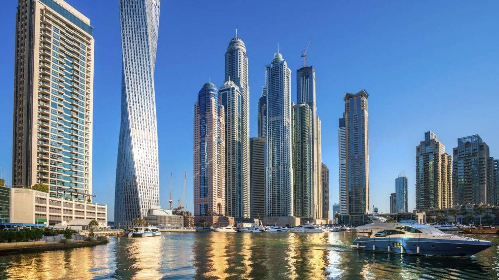 Foto: La Marina de Dubái
