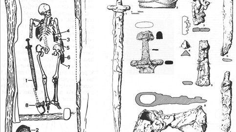 El misterio del esqueleto que primero fue nazi y luego soviético