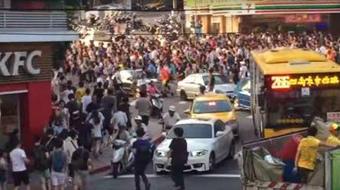 Esto es lo que pasa cuando aparece un Pokémon en las calles de Taiwan