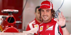 """Alonso: """"Es innegable que hemos progresado"""""""