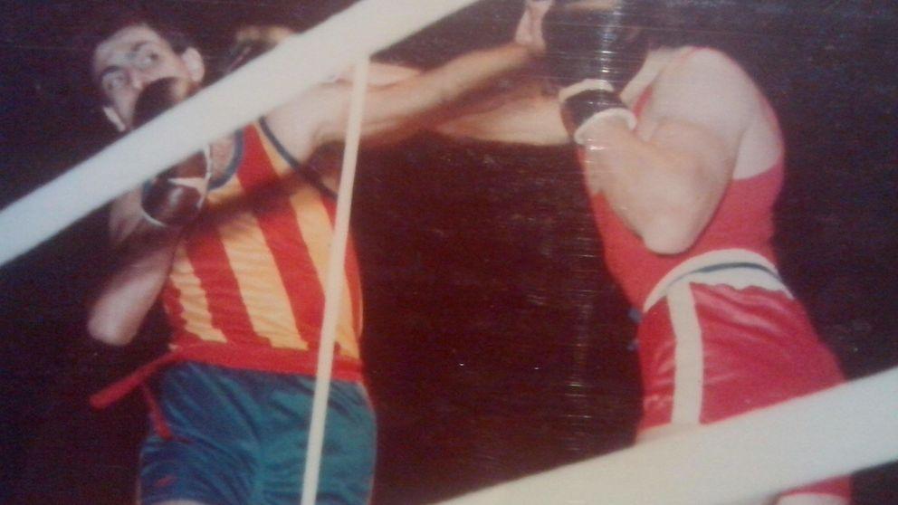 El sueño olímpico de ganar unos Juegos con 52 años y unos guantes de boxeo