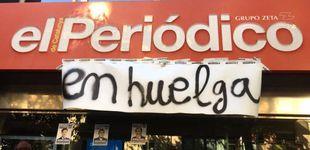Post de Fumata negra en Zeta: la imprenta de 'El Periódico' arranca una semana de paros