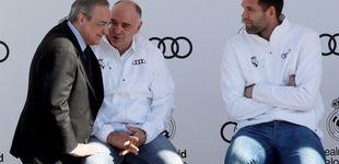 Post de El pique de Florentino con Ramos y Felipe Reyes para ganar Copas de Europa
