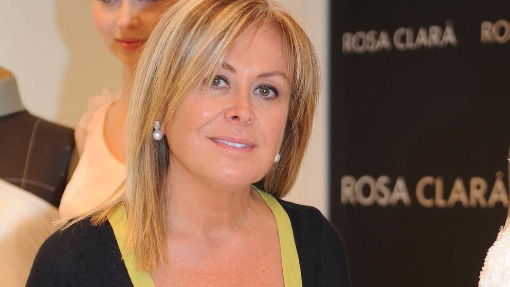 Rosa Clará tras recibir otra querella de su ex: Quiere vivir a mi costa