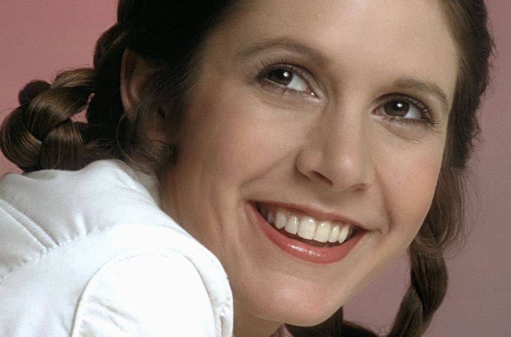 Foto: Carrie Fisher