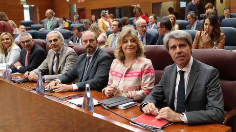 Ángel Garrido, sexto presidente madrileño por la gracia de Ciudadanos