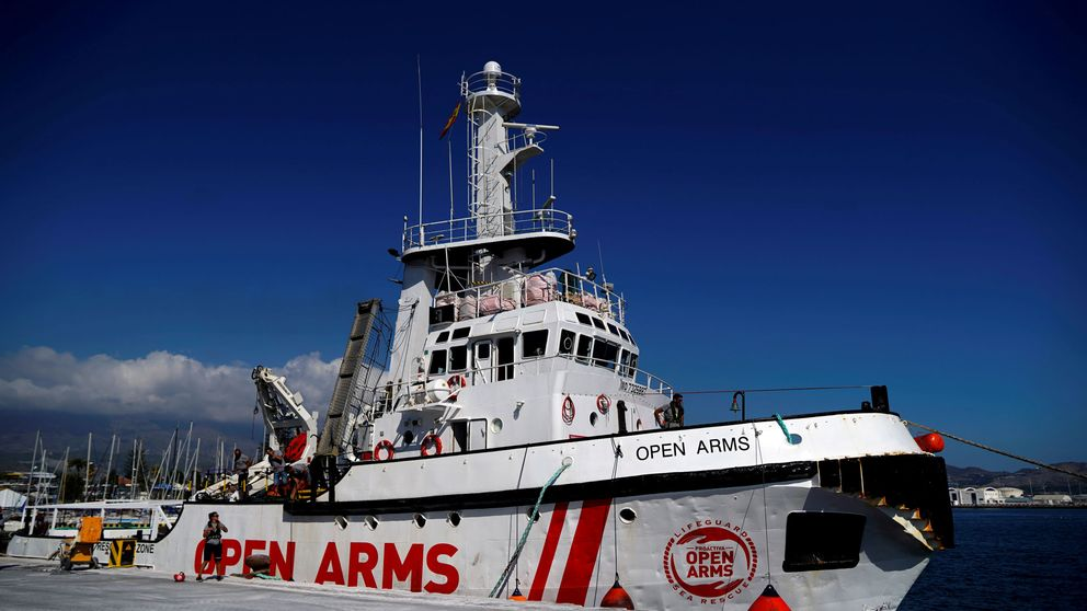 La ONU pide a España, Italia y Malta que den una solución al 'Open Arms'