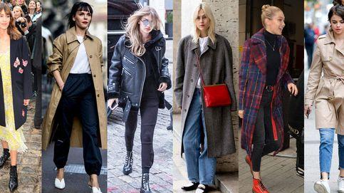 Gigi Hadid y Selena Gomez ya han encontrado su abrigo perfecto de este otoño