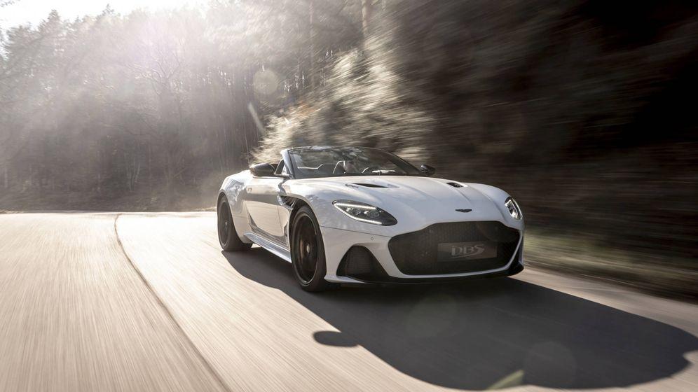 Foto: DBS Volante, una joya de Aston Martin