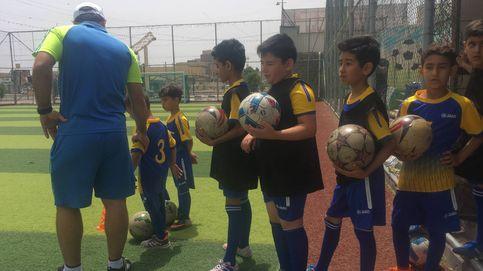 ¿Un Messi o Cristiano en un país arrasado? El milagro del fútbol en Irak