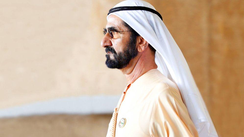Foto: El emir de Dubái en una imagen de archivo. (EFE)