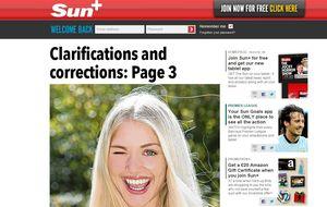 La broma del diario The Sun: recuperan el topless de la Página 3