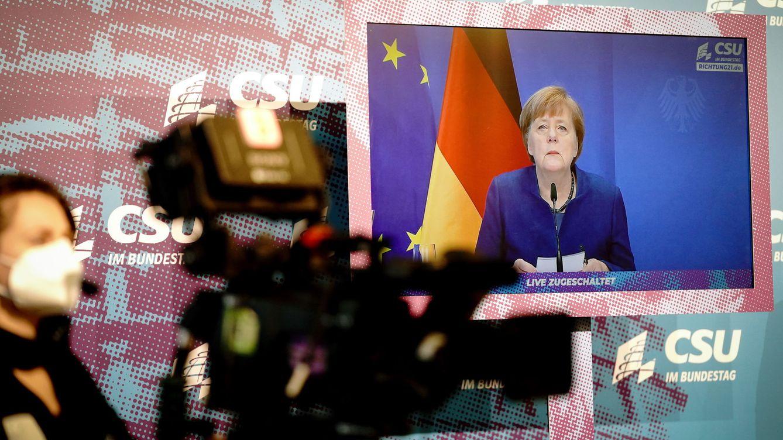 Alemania suma 1.000 muertos y Merkel amenaza con confinar hasta Semana Santa