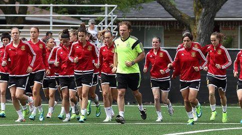 El fútbol, deporte rey en España, estrena a sus reinas en el Mundial de Canadá