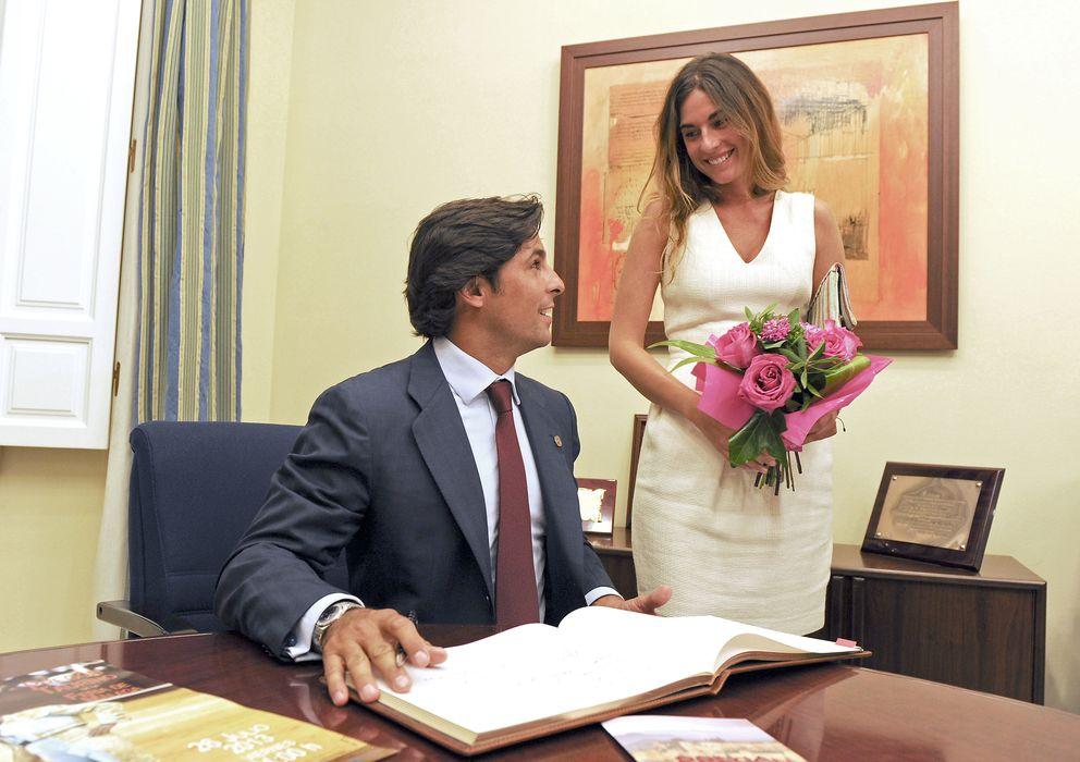 Foto: Francisco Rivera y Lourdes Montes, en una imagen de archivo (I.C.)