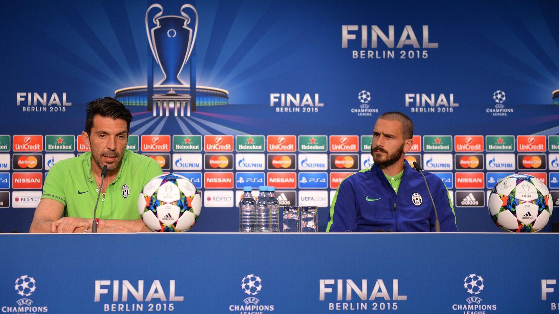 La Juventus se pone la piel de cordero: Estamos un peldaño por debajo del Barça