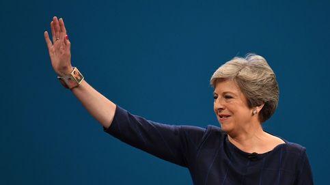 May ofrece su cabeza para tener Brexit con acuerdo, pero no convence a los rebeldes