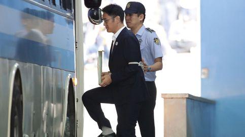 El comunicado interno de Samsung sobre la condena a su presidente a 5 años de cárcel