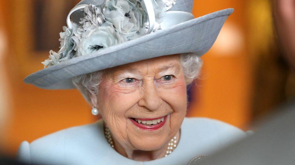 Foto: Isabel II, reina de Inglaterra y del protocolo. (Gtres)