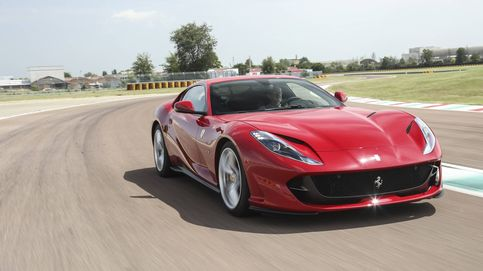 812 Superfast, el Ferrari más potente fabricado en serie en 70 años de historia
