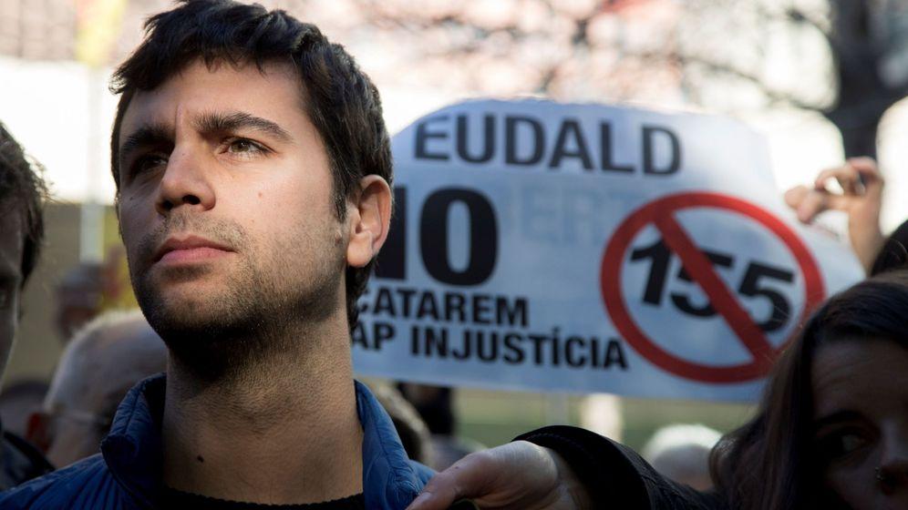 Foto: El alcalde de Argentona (CUP) se niega a declarar ante la Justicia. (EFE)