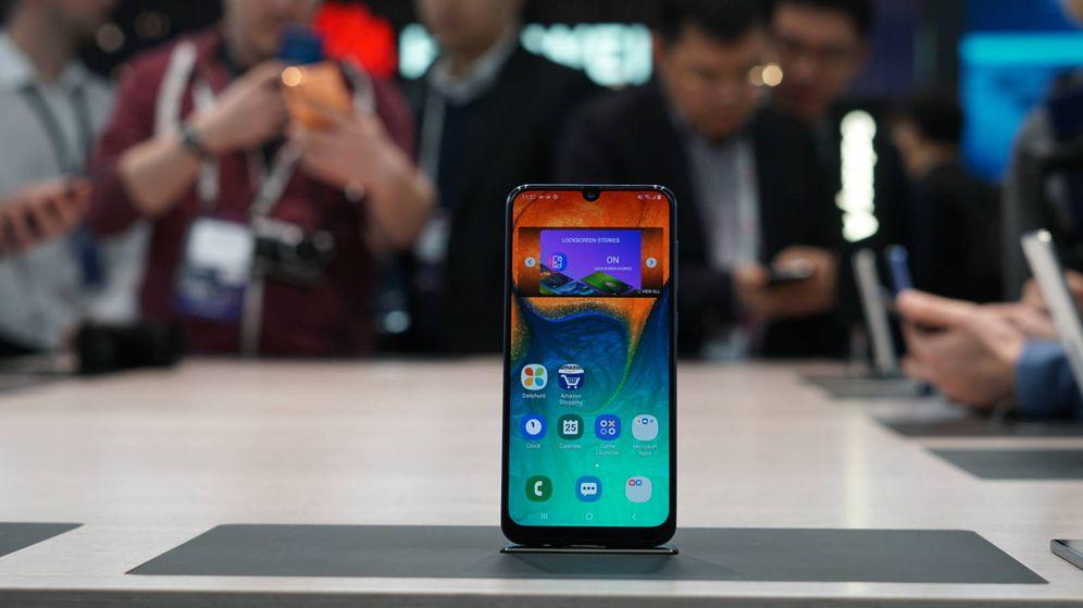 7b00e8ba1c0 El Mobile de la mayoría silenciosa: los móviles asequibles de Samsung,  Sony, LG.