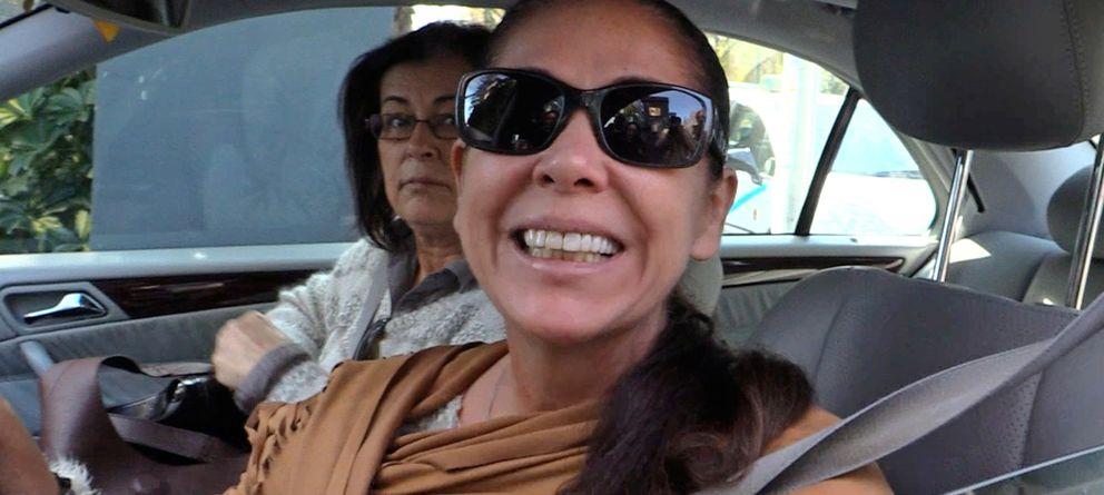 Foto: La tonadillera Isabel Pantoja en una imagen de archivo en Málaga (Gtres)