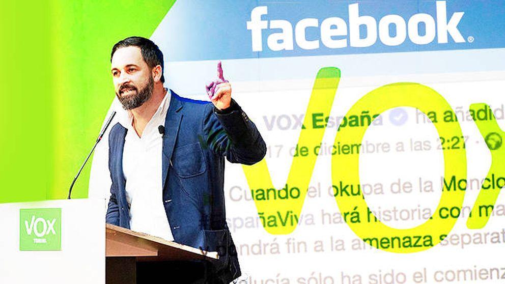 La maquinaria de Vox en Facebook: así pagan para indignar a la izquierda