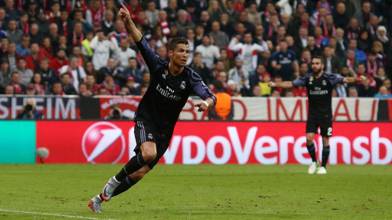 Cien goles de Cristiano que le indican el camino para convertirse en Ronaldo