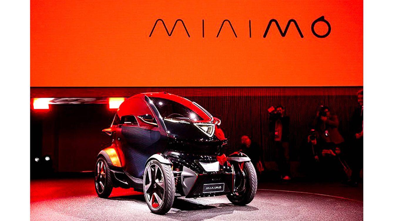 Foto: Prototipo del revolucionario Minimó.