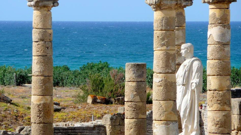 Así es Baelo Claudia, ciudad romana junto al mar. (Foto: Cortesía Cádiz Turismo)