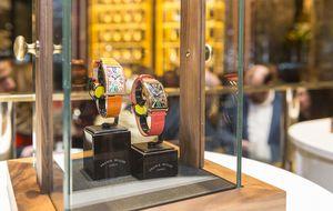 El relojero del Rey, Abelló y Tapias abre tienda en Madrid