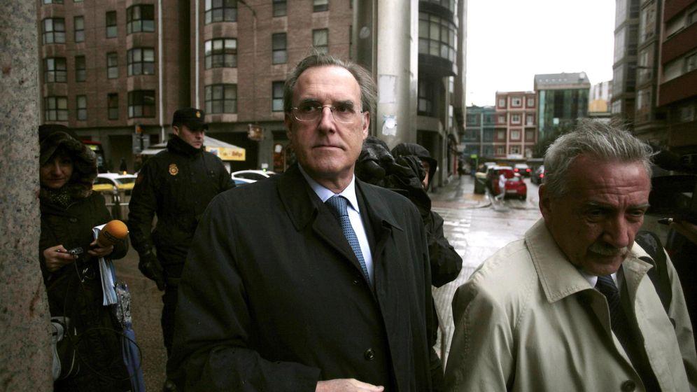 Foto: José María Arias, exvicepresidente de Popular. (EFE)