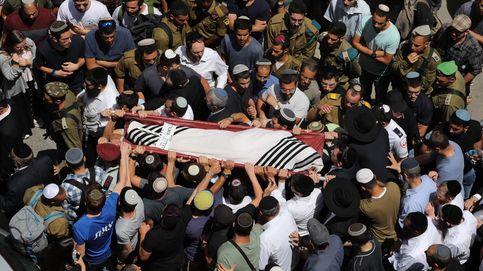 Funeral del joven israelí muerto en Cisjordania