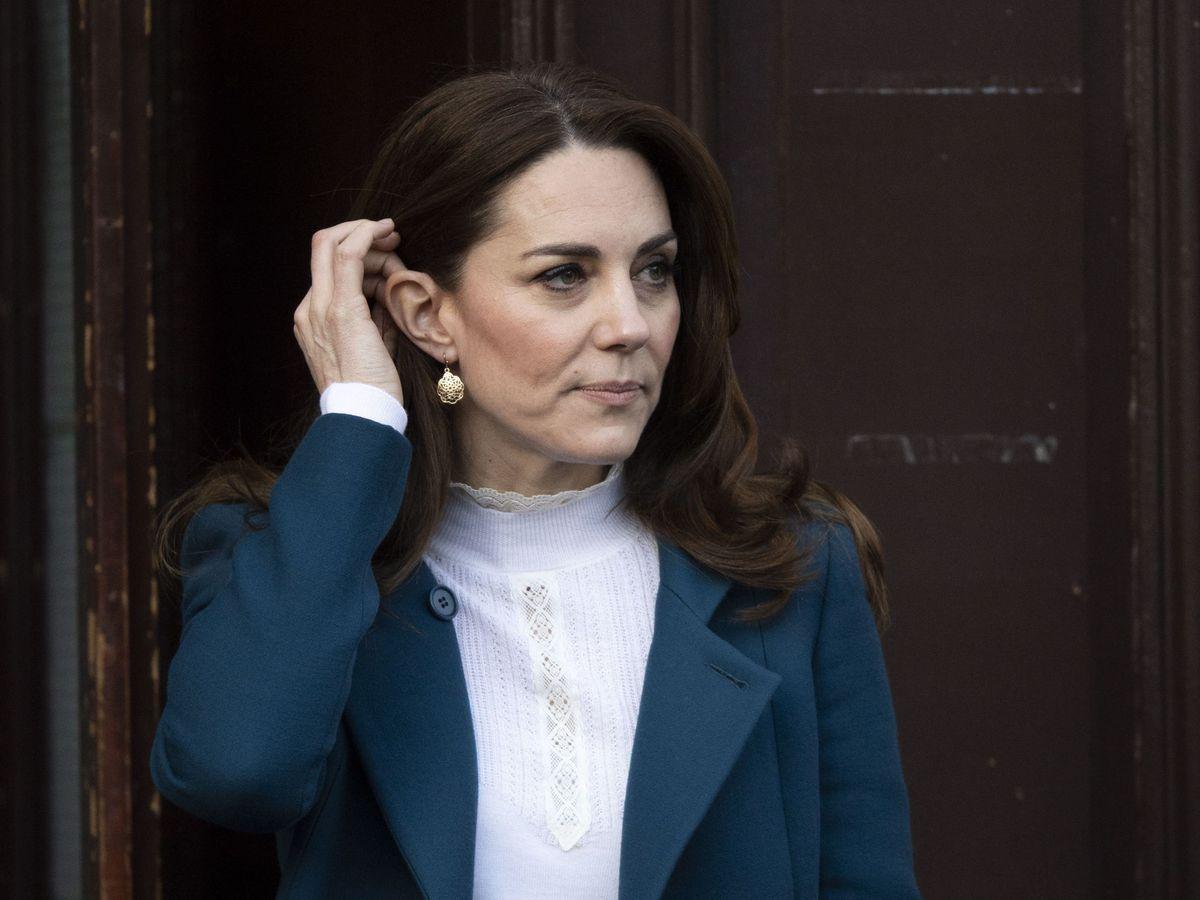 Foto: La duquesa de Cambridge, en una imagen reciente. (EFE)