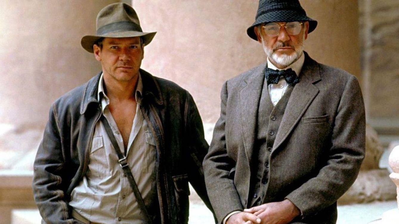 El sentido homenaje de Indiana Jones a Sean Connery tras su muerte