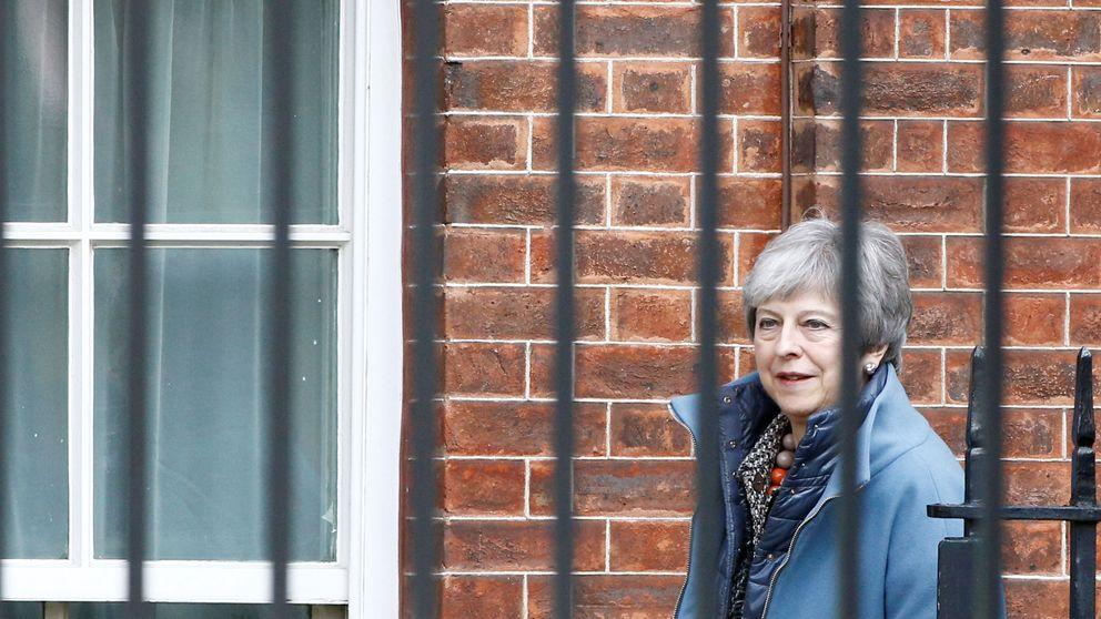 May anuncia que solicitará una prórroga más larga para el Brexit